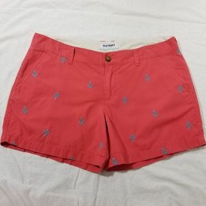 Old Navy Chino shorts size 12